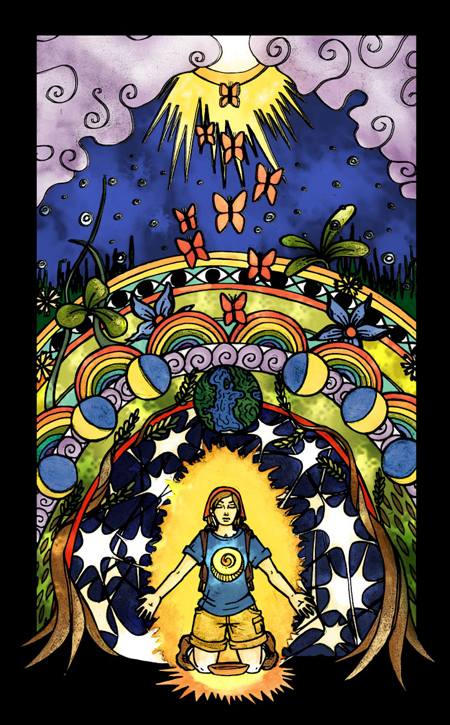 Science Notes 2011: Meet Mother Ayahuasca